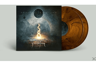 Persefone - Spiritual Migration (Ltd.Marble Orange/Black 2LP) - (Vinyl)