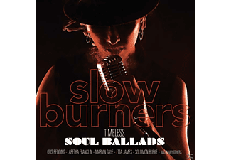 VARIOUS - Slow Burners-Timeless Soul Ballads - (Vinyl)