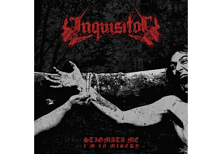 Inquisitor - Stigmata Me,I'm In Misery - (CD)