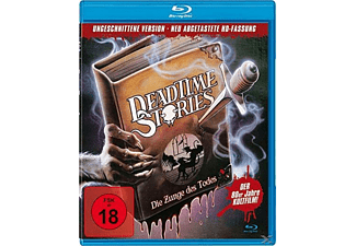 DEADTIME STORIES-DIE ZUNGE DES TODES (UNCUT) - (Blu-ray)