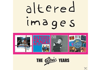 Altered Images - The Epic Years (4CD Box Set) - (CD)