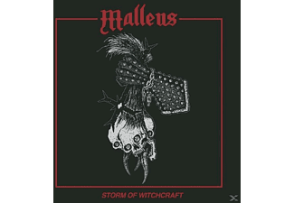 Malleus - Storm Of Witchcraft - (CD)