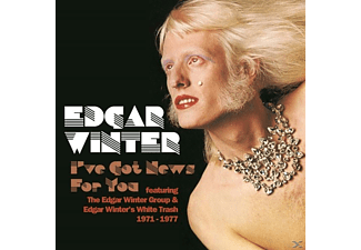 Edgar Winter's White Trash, Edgar Group Winter - I've Got News For You (Remaster.+Expand.6CD Box) - (CD)