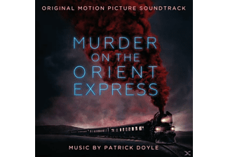 Patrick Doyle, Michelle Pfeiffer - Murder On The Orient Express-Ltd.Blue Vinyl - (Vinyl)