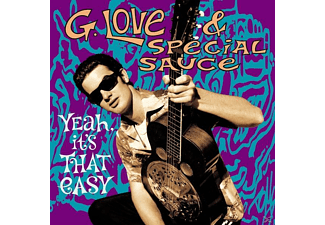 Special Sauce, G. LOVE - Yeah,It's That Easy (Expanded) 180 gr - (Vinyl)