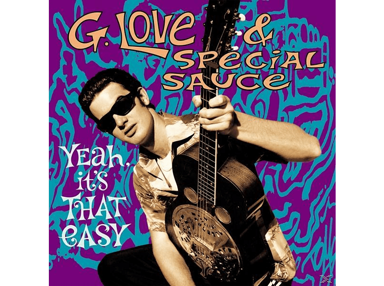 Special Sauce, G. LOVE - Yeah,It's That Easy (Expanded) 180 gr [Vinyl]