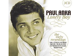 Paul Anka - Lonely Boy (Early Recordings) (CD)