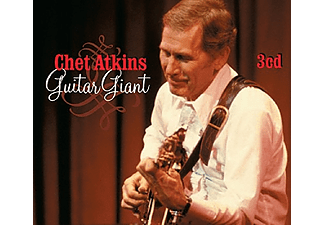 Chet Atkins - Guitar Giant (CD)