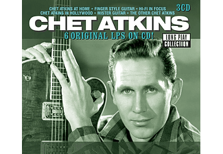 Chet Atkins - Long Play Collection (CD)