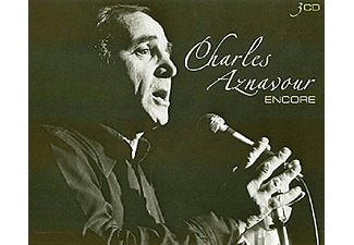 Charles Aznavour - Encore (CD)
