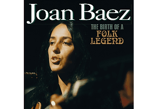 Joan Baez - Birth of a Folk Legend (CD)