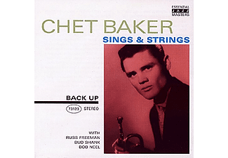 Chet Baker - Sings & Strings (CD)