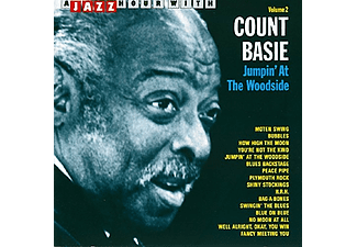 Count Basie - A Jazz Hour with: Count Basie Vol. 2 (CD)