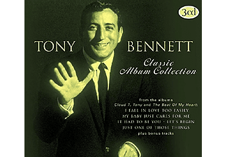 Tony Bennett - Classic Album Collection (CD)