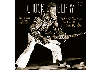 Chuck Berry - Rockin at the Hops/One Dozen Berry/New Juke Box Hites (CD)