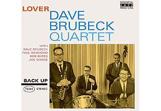 The Dave Brubeck Quartet - Lover (CD)