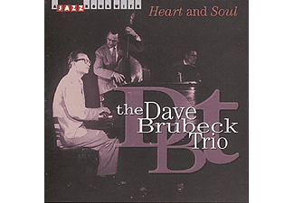 The Dave Brubeck Trio - Heart & Soul (CD)