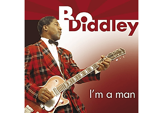 Bo Diddley - I'm A Man (CD)