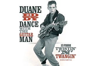 Duane Eddy - Dance With The Guitar Man (Vinyl LP (nagylemez))