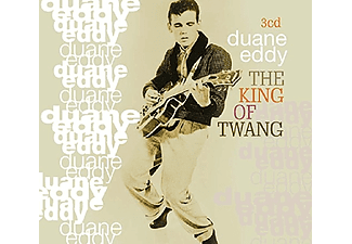 Duane Eddy - King Of Twang (CD)