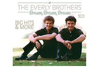 The Everly Brothers - Dream Dream Dream: Big hits and more (CD)