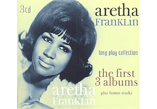 Aretha Franklin - Long Play Collection (First 3 albums + bonus tracks) (CD)