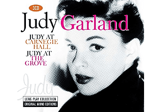 Judy Garland - At Carnegie Hall/At the Grove (CD)