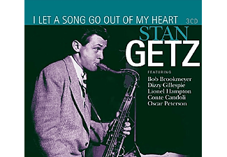 Stan Getz - I Let a Song Go Out of My Heart (CD)