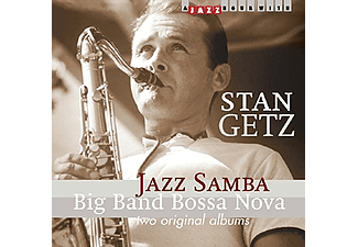 Stan Getz - Jazz Samba/Big Band Bossa Nova (CD)