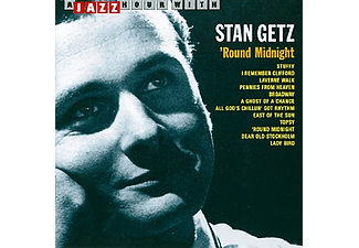 Stan Getz - 'Round Midnight (CD)