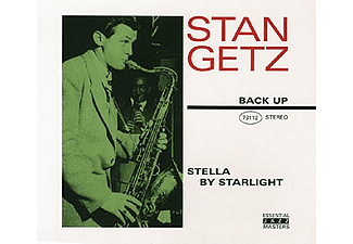 Stan Getz - Stella By Starlight (CD)