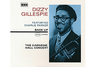 Dizzy Gillespie - Carnegie Hall Concert (featuring Charlie Parker) (CD)