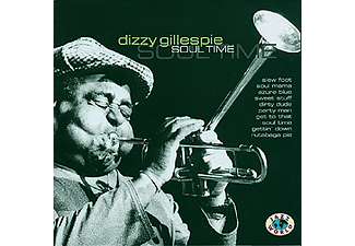 Dizzy Gillespie - Soul Time (CD)