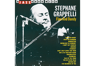 Stéphane Grappelli - A Jazz Hour With: Stéphane Grappelli (CD)