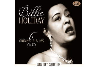 Billie Holiday - Long Play Collection (6 Original Albums) (CD)