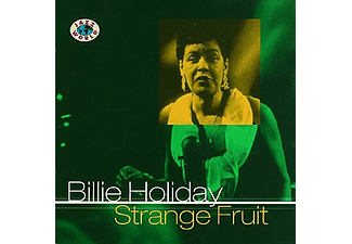 Billie Holiday - Strange Fruit (CD)
