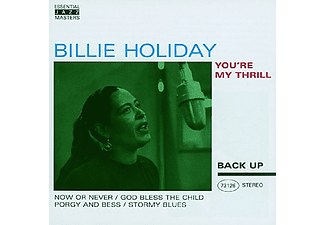 Billie Holiday - You're My Thrill (CD)