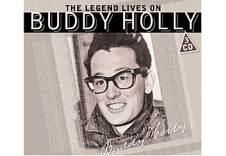 Buddy Holly - Legend Lives On (CD)