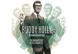 Buddy Holly - Reminiscing (CD)