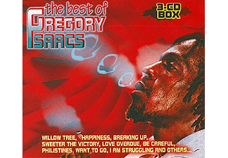Gregory Isaacs - Best of Gregory Isaacs (CD)