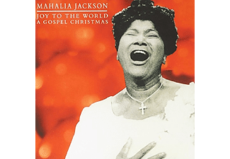 Mahalia Jackson - Joy to World: Gospel Christmas (CD)