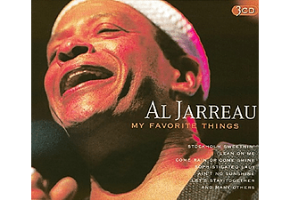 Al Jarreau - My Favourite Things (CD)