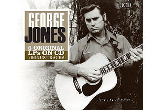 George Jones - Long Play Collection: 6 Original Albums (CD)
