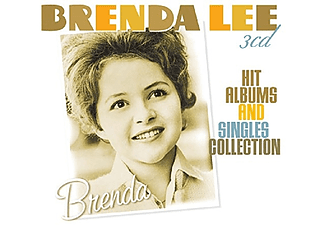 Brenda Lee - Hit Albums and Singles Collection (CD)