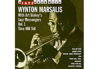 Wynton Marsalis - A Jazz Hour with Wynton Marsalis (CD)
