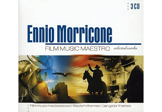 Ennio Morricone - Film Music Maestro: Selected Works (Digipak) (CD)