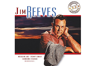 Jim Reeves - Country Legends (CD)