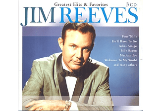 Jim Reeves - Greatest Hits & Favorites (CD)