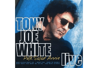 Tony Joe White - Polk Salad Annie: Live (CD)