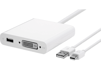 APPLE Mini DisplayPort - DVI átalakító (MB571Z/A)
